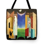 Journy -13 Tote Bag