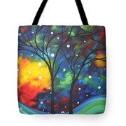 Joy By Madart Tote Bag