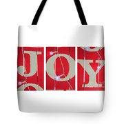 Joy Lights Up My Life Tote Bag