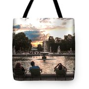 Joy Tote Bag by Milan Mirkovic