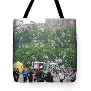 Joy Of Bubbles Tote Bag