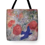 Joy Of Spring Tote Bag