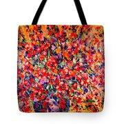 Joy Of Summer Tote Bag