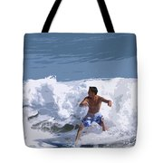 Joy Of Surfing - Two Tote Bag