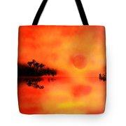 Joy Of The Sun Tote Bag