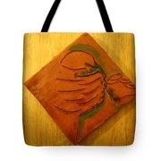 Joy Tears - Tile Tote Bag