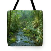 Joyce Kilmer Memorial Forest Tote Bag