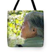 Joyce Photo Tote Bag