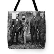 Joyce, Pound, Quinn & Ford Tote Bag