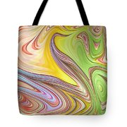 Joyful Flow Tote Bag