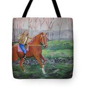 Joyful Ride Tote Bag