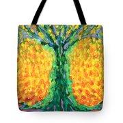 Joyful Tree Tote Bag