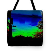 Joyin The Sunset Together Tote Bag