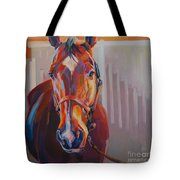 JT Tote Bag by Kimberly Santini