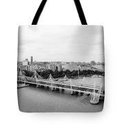 Jubilee Bridge Tote Bag