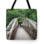 Jubilee Bridge - Matlock Bath Tote Bag