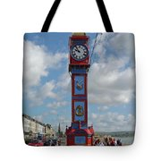 Jubilee Clock - Weymouth Tote Bag