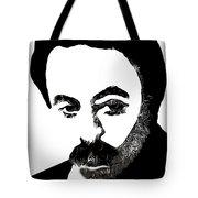 Jubran Khalil Jubran Tote Bag