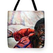 Judas - Too Far Tote Bag