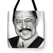 Judge Joe Brown Tote Bag