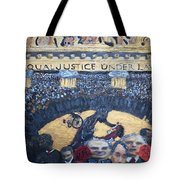 Judge Richard J Leon Complicity  Tote Bag