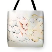 Judging Picasso Tote Bag