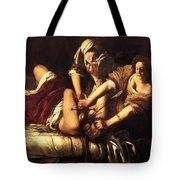 Judith Beheading Holofernes 1620 Tote Bag