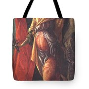 Judith Leaving The Tent Of Holofernes 1500 Tote Bag