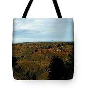 Judith River Cliffs Tote Bag
