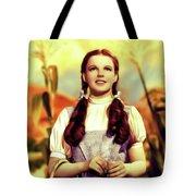 Judy Garland, Dorothy Tote Bag