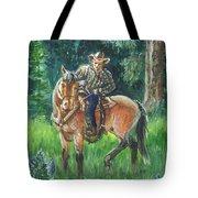 Juel Riding Chiggy-bump Tote Bag