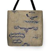 Jug And Decoration Tote Bag