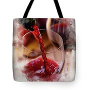 Juice Of The Vine Tote Bag