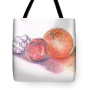 Juicy Fruits Tote Bag