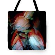 Jukka Flowers Tote Bag