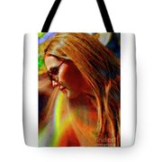 Julee Ross Carbon Girls Tote Bag