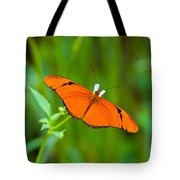 Julia Butterfly Tote Bag