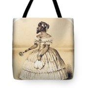 Julia Pastrana, Bearded Lady Tote Bag