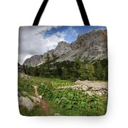 Julian Alps Tote Bag