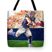Julian Edelman Tote Bag