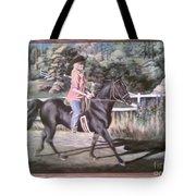 Julie And Shane Tote Bag
