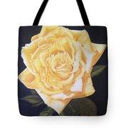 Julie's Yellow Rose Tote Bag