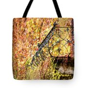 Juliet Doesn't Live Here Anymore Tote Bag