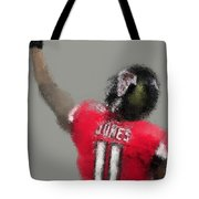 Julio Jones Tote Bag