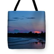 July Evening  Tote Bag