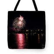 July Fireworks Tote Bag