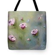 July Roses Tote Bag