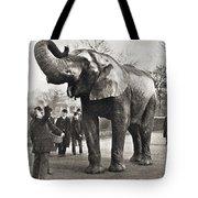 Jumbo, C1882 Tote Bag