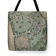 Jumel Estate Tote Bag