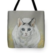 Jumping Through Hoops Tote Bag